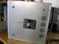 Onderplaat Vox Metal Clad PA 50/4 versterker.