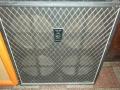 Vox Multi-Link Cabinet I voor gitaar met 4x12 inch Goodmans speakers en ingebouwde Speaker Matching Unit.