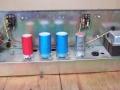 Modulaire Poweramp 50 watt voor Vox Defiant en Foundation Bass, back.