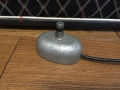 Single footswitch Mouse als gebruikt bij Traveller en de Solid State Bass-amps.