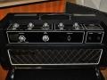1967- Vox Dynamic Bass Amp-JMI Controls, Normal 2 inp VTB, Bass-Boost, Bass 2 inp Volume, MRB en X-Tone. Back Dist.-MRB-Footswitch 6 pins, Mains en Standby.