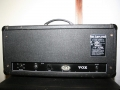 1967- Vox Dynamic Bass Amp, closed head back basket-weave VSEL uitvoering.