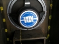 1967- Vox Foundation Bass, basreflexkast en VSEL label Goodmans speaker 18 inch 16 ohm.
