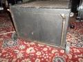 1967- Vox Foundation Bass, onderzijde met trolley.