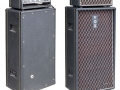 Vox MT60 eind 1964 grey panel, Dome voltageselector, black grillcloth, front en back.