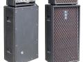 Vox MT60 eind 1964 grey panel, Dome voltageselector, black grillcloth, front en back.