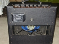 1999-2002 Vox Pathfinder combo V9158 versie 1 zonder reverb back, made in Korea, Vox Blue Bulldog HD speaker 8 inch.