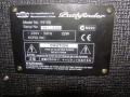 1999-2002 Vox Pathfinder combo V9158 zonder reverb, made in Korea. typeplaatje.