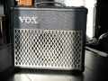 2006-2008 Vox DA15 mains only amp 15 watt RMS, Dark Chrome plated steel grill.