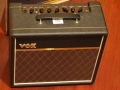 2008-2013 Vox Pathfinder combo 15R(everb) V9168R Solid State, Brown grillcloth, tremolo, Spring Reverb. Made in Vietnam.