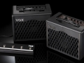 2015- Vox VX I en VX II Practice Amps van 15 en 30 watt, met optioneel footswich VFS5. Made in Vietnam.