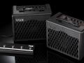 2015- Vox VX I en VX II Practice Amps van 15 en 30 watt, met optioneel footswich VFS5. Made in Vietnam.