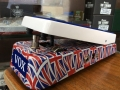 2016- Vox Limited Edition Union jack Wah Wah pedal V847 mechanisme.