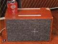 Originele 1971 Deacy buizen Amp met laag vermogen, gebouwd voor Brian May door Queen bassist John Deacon.