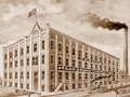 Factory Thomas Organ in Sepulveda California USA.