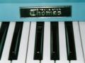 Thomas Logo op P-350 Organ.