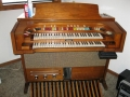 Thomas Organ OH3 uit Vox UK catalogus.