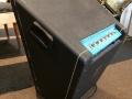 1965- Vox Galaxie Ampliphonic Sound Music stand, zijaanzicht.