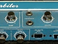 1965- Vox Orbiter Ampliphonic Sound Music stand, controls 2 kanalen, 4 inputs, Reverb, Vibrato.