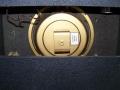 1968- Vox Nova Ampliphonic Sound Music stand, open back met Oxford Alnico speaker 8 inch.