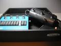 Vox Ampliphonic Stereo Multivoice 95-910311 display, 8 verschillende tonen houten en koperen blaasinstrumenten, vibrato en delay.