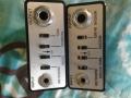 Vox Octavoice II Brass en III Wooding controls.