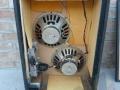 1965-1967 Vox Essex Bass V4, V104, V1041 waarin 2 Oxford 12T6 12 inch fanspeakers 8 ohm ceramic.