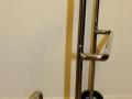 1965-1967 Vox Essex Bass, trolley zij.