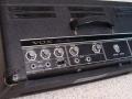 1966- Vox Westminster Bass V118 60 watt RMS Normal channel 2 inputs en Top Boost switch Volume, Bass, Treble controls- Bass channel 2 inputs Volume, X-Tone controls.