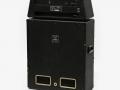 1967- Vox Sovereign V117 en cabinet V417 closed back met Bass Intensifer reflexpoorten.