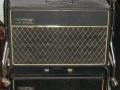 1965- Vox Berkeley Super Reverb V8 met 2 V4081 cabinets 4 ohm als stack, front.
