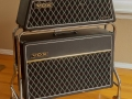 1965- Vox Berkeley V8 buizen, head, en speakercabinet V8.