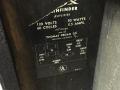 1965- Vox Pathfinder V1 of V101 typeplaatje.