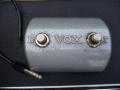 1965-1968 Vox 2 button X-Tone footswitch via jackplug voor Bassversterkers Soverein, Westminster en Kensington in hold en click uitvoering.