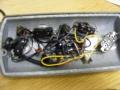 1966-1970 Vox footswitch 5 buttons open techniek.