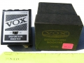 Vox Distortion Booster V8161- V8162, 1967 made by Jen in Italy, in originele verpakking.