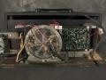 Vox Echo Reverb V807 met (droge) Oil Can techniek en printplaat van Tel-Ray Los Angeles.