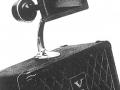 Vox V826 losse opzet Midax horn voor toevoeging aan Grenadier PA speakerboxen.