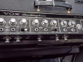 1966- Vox Buckingham V12, V112-V1121-V1122-V1123, 3 kanalen Normal, Brilliant, Bass, 6 inputs. VBT, TB, MRB, Rev, Dist, X-Tone.