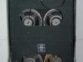 1966- Vox Super Beatle V1142I en V414 cabinet open back met 3 Celestions T.1656 8 ohm +1 Oxford replace+2 Goodmans Midax horns+cross-over.
