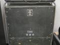 1967- Vox Beatle V1143 en closed cabinet V4141, back. Gebruikt tijdens tour van The Who 1967.