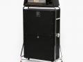 1967- Vox Beatle V1143 en closed cabinet V4141, back.