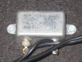 Aerovox Crossover, laat lage tonen niet door en beschermd daarmee de horns.