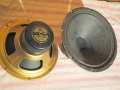 1966-1968- Vox Viscount, Oxford Gold Bulldog 12 inch 16 ohm Alnico speakerset.