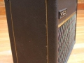 1966- Vox Cambridge Reverb V1031 US Solid State, zijaanzicht.