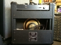 1966- Vox Pathfinder V1011 US Solid State, met Oxford (Chicago) Golden Buldog 8 inch Alnico speaker.