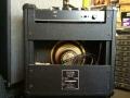 1966- Vox Pathfinder V1011 US Solid State, met Oxford (Chicago) Golden Buldog 8 inch Alnico speaker.
