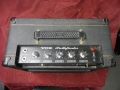 1966- Vox Pathfinder V1011. 1 kanaal, 2 inputs. Controls volume, Treble, Bass en Tremolo speed en depth.