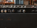 1966- Vox Viscount V15-V115-V1151-V1152, backcontrols Tremolo S-D, MRB, Reverb, Footswitch en Line-reverse..