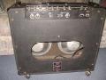 1966- Vox Viscount V15-V115-V1151-V1152, half open oval back, speakers onbekend.